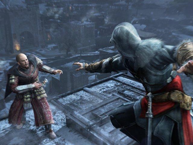 Трейлер к выходу игры Assassin's Creed: Revelations. Просмотреть все запис
