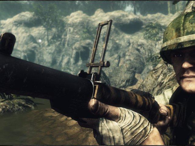 Воспользуйтесь прямой ссылкой чтобы скачать игру Battlefield Vietnam c торр