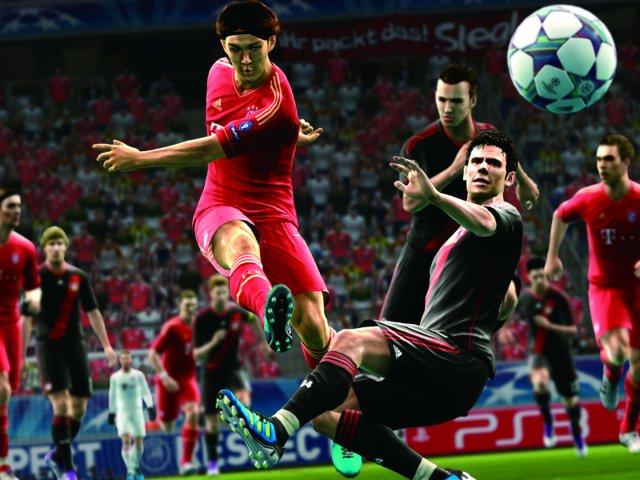 Скачать Pro Evolution Soccer 2012 (RUS) для PC бесплатно.