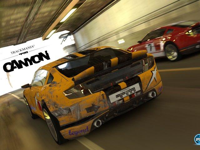 TrackMania 2 Canyon (ТрекМания 2 Каньон) RePack, скриншот 4. TrackMania 2 C