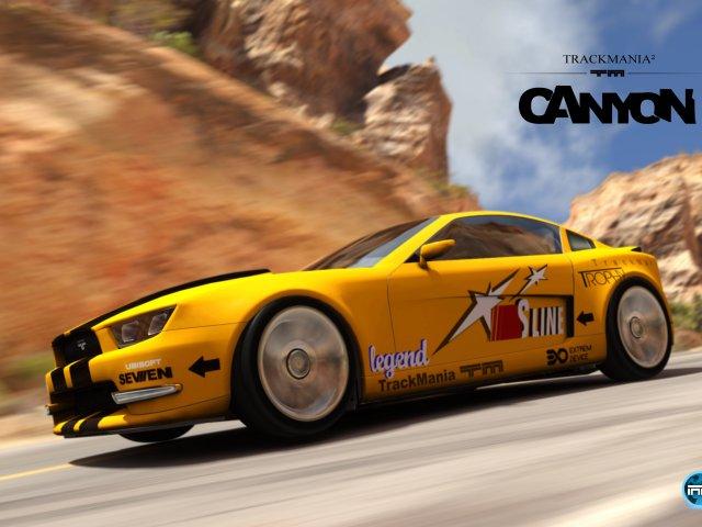 Новость: Гонка TrackMania 2 выйдет в сентябре - Игры@Mail.Ru.
